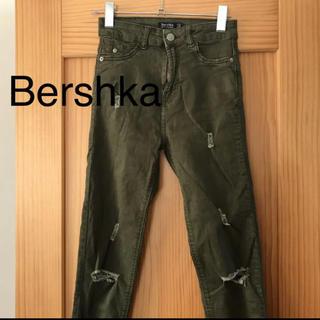 ベルシュカ(Bershka)のダメージパンツ(カジュアルパンツ)