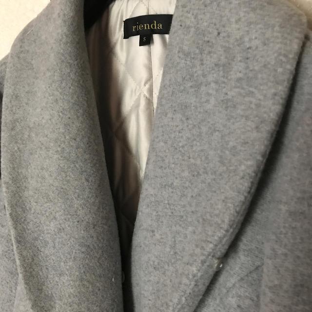 rienda(リエンダ)のrienda コート レディースのジャケット/アウター(毛皮/ファーコート)の商品写真