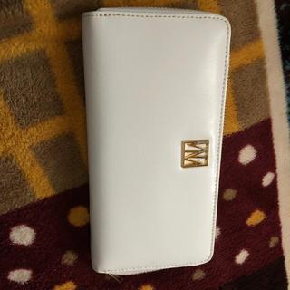ムルーア(MURUA)の新品未使用 長財布 ムルーア(財布)