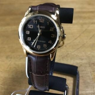 カシオ(CASIO)の【新品】カシオ CASIO クオーツ 腕時計 LTP-V001GL-1B(腕時計)
