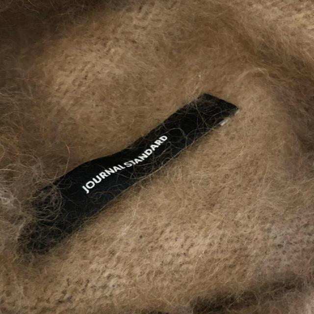 JOURNAL STANDARD(ジャーナルスタンダード)のJOURNAL STANDARDファーニット レディースのトップス(ニット/セーター)の商品写真