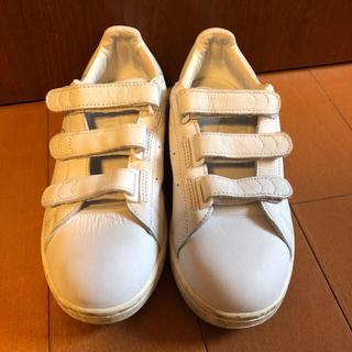 アディダス(adidas)のadidas スタンスミス ベルクロ 23cm(スニーカー)