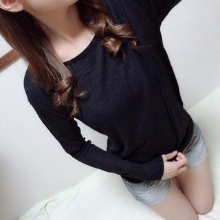 ユニクロ(UNIQLO)のユニクロ 薄手セーター(ニット/セーター)