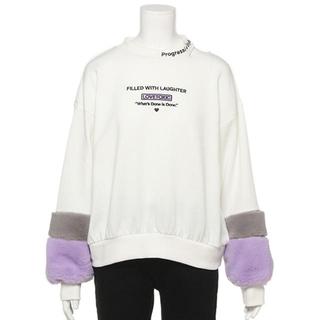 ラブトキシック(lovetoxic)のlovetoxic  150 トレーナー(Tシャツ/カットソー)