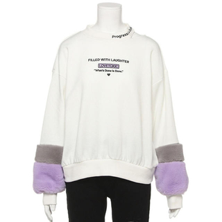 ラブトキシック(lovetoxic)のlovetoxic  160 トレーナー(Tシャツ/カットソー)