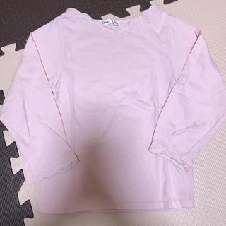 イッカ(ikka)のikka kids ロンT 120センチ(Tシャツ/カットソー)