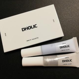 ディーホリック(dholic)のJELLY付録DHOLICコスメセット(コフレ/メイクアップセット)