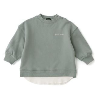 プティマイン(petit main)のプティマイン トレーナー 裏起毛 100(Tシャツ/カットソー)