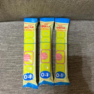 明治 - ほほえみ らくらくキューブ 3本