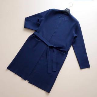 ANAYI - ■アナイ■ 38 紺 ニットコート ロングカーディガン ANAYI