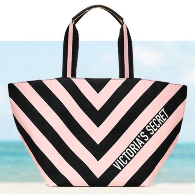 Victoria's Secret(ヴィクトリアズシークレット)の新品 ヴィクトリアシークレット トートバッグ かばん 旅行 ヴィクシー レディースのバッグ(トートバッグ)の商品写真