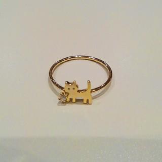 指輪 ネコ(リング(指輪))