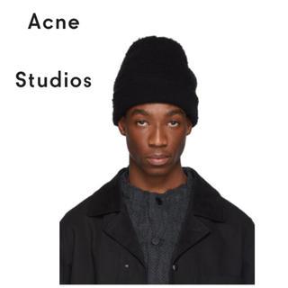 アクネ(ACNE)のacne ニットビーニー(ニット帽/ビーニー)