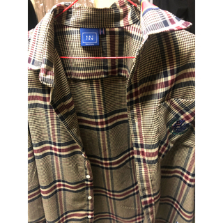 HARE - ロマンティッククラウン チェックシャツ