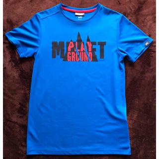 MILLET - MILLET ミレーPOLARTEC  Tシャツ