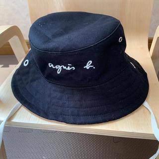 アニエスベー(agnes b.)のagnis b. BABY帽子【46㎝】(帽子)