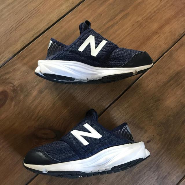 New Balance(ニューバランス)のnewbalance キッズ スニーカー キッズ/ベビー/マタニティのキッズ靴/シューズ(15cm~)(スニーカー)の商品写真