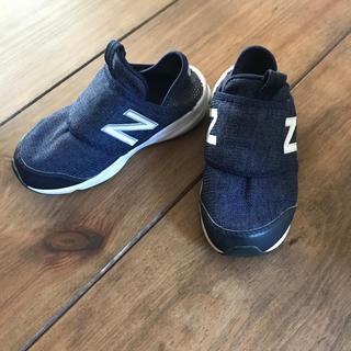 New Balance - newbalance キッズ スニーカー