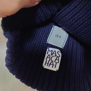 ロンハーマン(Ron Herman)のsea japan  masaca hat ロンハーマン 新品(ニット帽/ビーニー)