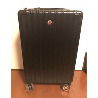 サムソナイト(Samsonite)の【超レア】デュワーズにピンクゴールド×ブラックのかわいいスーツケース(スーツケース/キャリーバッグ)