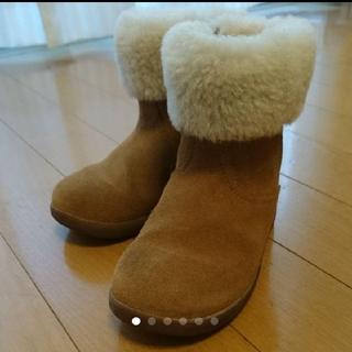 アグ(UGG)の【ちぃ様専用】UGG 子供 ブーツ 15cm(ブーツ)