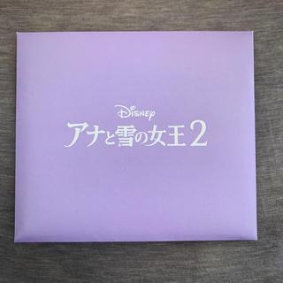 アナと雪の女王 - アナと雪の女王2 サントラ スーパーデラックス版 オリジナル名場面カード10枚