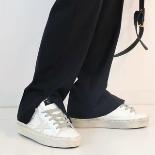 DEUXIEME CLASSE - 新品GOLDENGOOSE HI STAR SNEAKERS SLIVER◆38