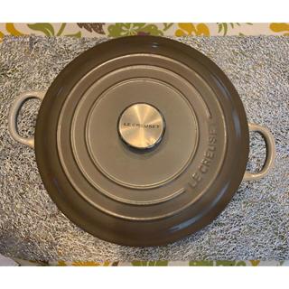 ルクルーゼ(LE CREUSET)のル・クルーゼ ココットロンド 24センチ(鍋/フライパン)