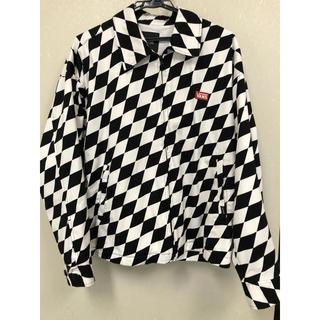 ヴァンズ(VANS)のvans モノクロ jacket (Gジャン/デニムジャケット)