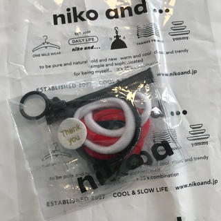 ニコアンド(niko and...)の新品 ニコアンド ヘアゴムセット(ヘアゴム/シュシュ)