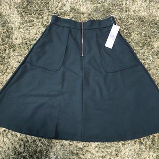 ジーユー(GU)のレディース スカート XL(ロングスカート)