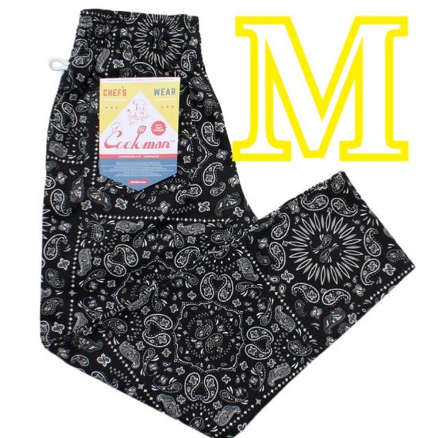 BEAMS(ビームス)のcookman 黒 M メンズのパンツ(ワークパンツ/カーゴパンツ)の商品写真