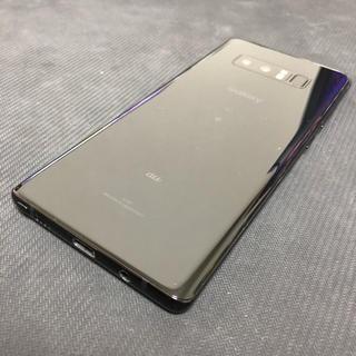 SAMSUNG - Galaxy Note 8 Gray 64 GB au