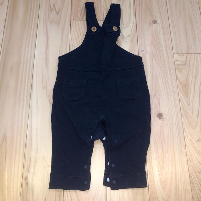 UNIQLO(ユニクロ)のUNIQLO オーバーオール キッズ/ベビー/マタニティのベビー服(~85cm)(その他)の商品写真