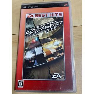 PlayStation Portable - ニード・フォー・スピード モスト・ウォンテッド5-1-0(ファイブ・ワン・オー)
