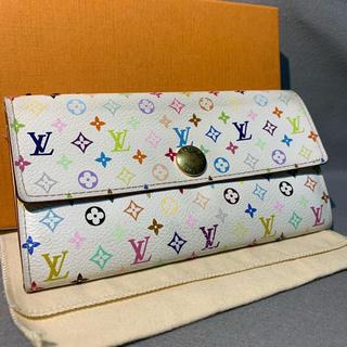 ルイヴィトン(LOUIS VUITTON)のルイヴィトン マルチカラー 長財布(財布)