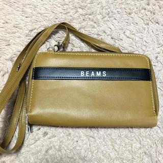 BEAMS - 【美品】BEAMES  長財布