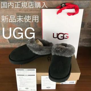 UGG - 新品未使用 国内正規品 UGG Cluggette クラゲット US8 25cm