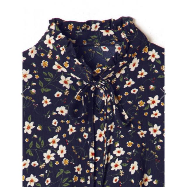 GRL(グレイル)の花柄ワンピース レディースのワンピース(ひざ丈ワンピース)の商品写真