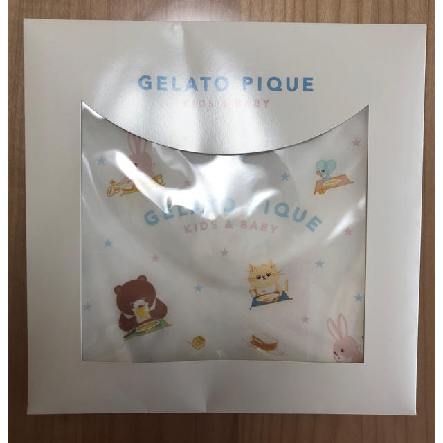 gelato pique(ジェラートピケ)の【ゆかぴ様 専用】お食事スタイ キッズ/ベビー/マタニティの授乳/お食事用品(お食事エプロン)の商品写真