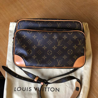 LOUIS VUITTON - 美品 正規品 モノグラム ショルダーバッグ  ナイル