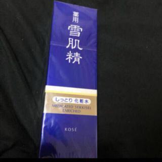 セッキセイ(雪肌精)のコーセー 雪肌精 エンリッチ 化粧水 しっとり 360ml(化粧水/ローション)