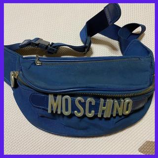 MOSCHINO - 正規品 ボディバッグ ウエストポーチ ヴィンテージ モスキーノMOSCHINO