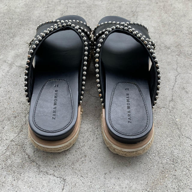 ZARA(ザラ)のchanel様 専用 レディースの靴/シューズ(サンダル)の商品写真