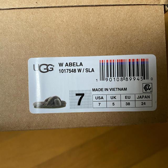 UGG(アグ)の◇UGG ムートンサンダル サイズ7◇◇ レディースの靴/シューズ(サンダル)の商品写真