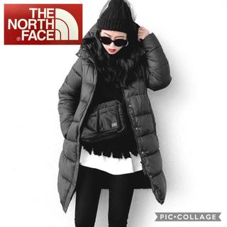 THE NORTH FACE - 【新品】ザ・ノースフェイス  キャンプシェラ  ロング コート ダウン