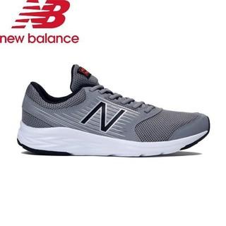 ニューバランス(New Balance)の新品送料無料♪26%OFF!ニューバランス⭐️クッション抜群!グレー255㎝(スニーカー)