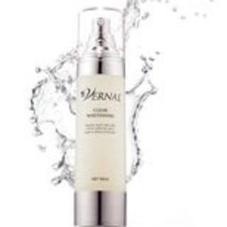 VERNAL - ヴァーナル クリアホワイトニング 90ml  美白化粧水 おまけ付