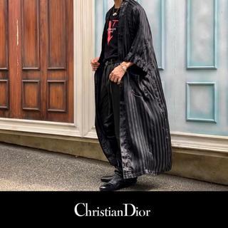 クリスチャンディオール(Christian Dior)のクリスチャンディオール ガウンコート 揺れ感(ステンカラーコート)