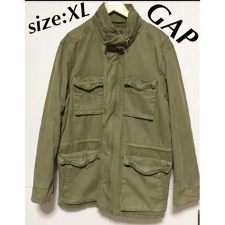 GAP - 【タグ付き・未着用】GAP  メンズ XL ●M65 ミリタリージャケット